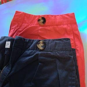 Kids Zara shorts (sold together)
